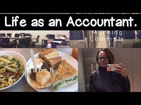 ACCOUNTANT / AUDITOR (PwC, KPMG, EY, Deloitte) | A Day in th