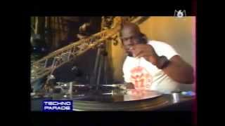 Carl Cox @ Techno Parade 1998
