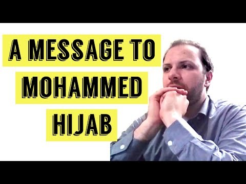 [DISCLAIMER] A Message from Sayyid Haamid to Mohammed Hijab
