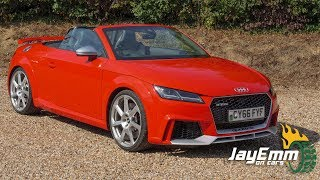Does This 500BHP Revo Mapped Audi TTRS Really Make The R8 Redundant? (Review And Drive)