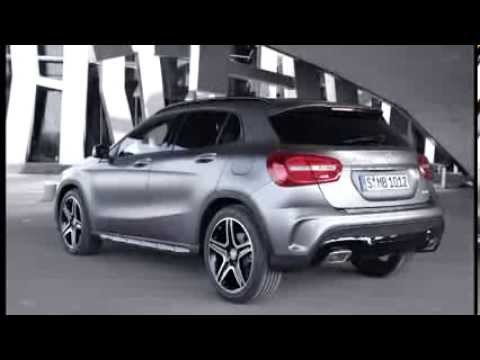 Mercedes Benz Gla >> Mercedes-Benz GLA 250 4MATIC - YouTube