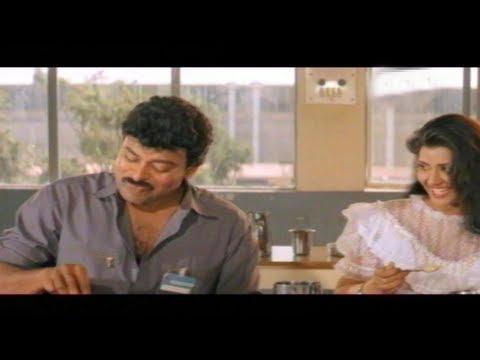 Gharana Mogudu Full Movie Part 05/13 - Chiranjeevi, Nagma, Vani Viswanath