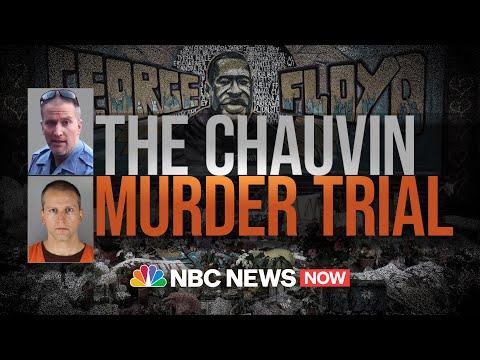 Derek Chauvin Trial Continues On George Floyd's Death - Day 10 | NBC News