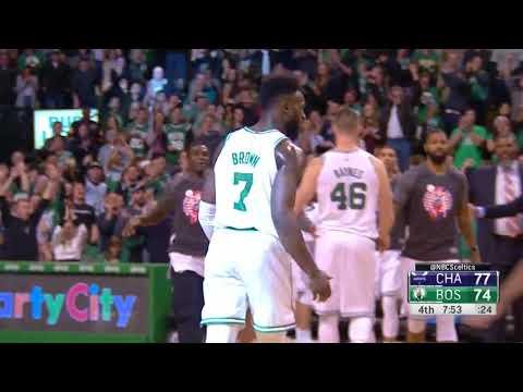 Charlotte Hornets vs. Boston Celtics - November 10, 2017