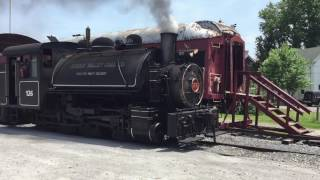 The Walkersville Southern Railway - Last Steam Excursion of 2017