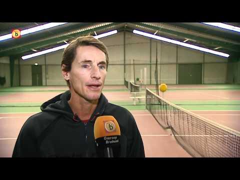 Paul Haarhuis maakt eenmalig rentree op ATP Tour