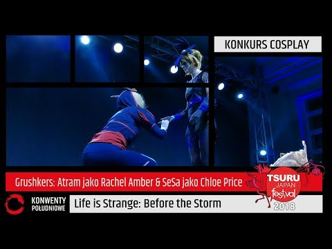 [Tsuru 2018] Konkurs Cosplay - Life is Strange: Before the Storm thumbnail