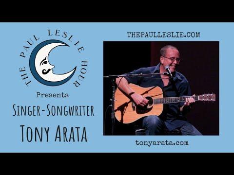Tony Arata Interview on The Paul Leslie Hour