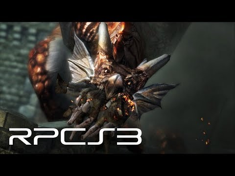 RPCS3: Demon's Souls in 4K & 30 FPS. Outperforming a real PS3?