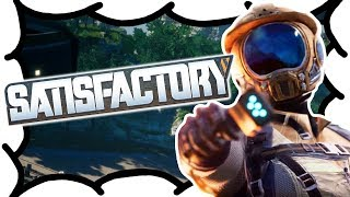 Satisfactory Review - [MrWoodenSheep] (Video Game Video Review)