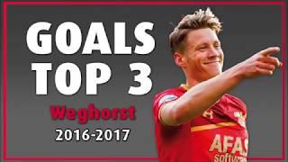 Goals Top 3 Weghorst