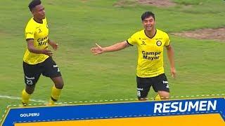 Resumen: Deportivo Coopsol vs. Universitario (3-0)