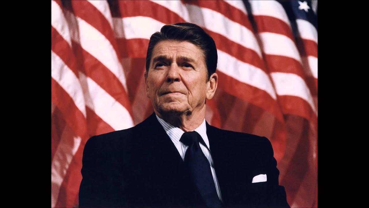 bb961e96 Ronald Reagan - Peace Through Strength
