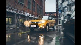 Разыграем обновлённую Suzuki Vitara 4 апреля!