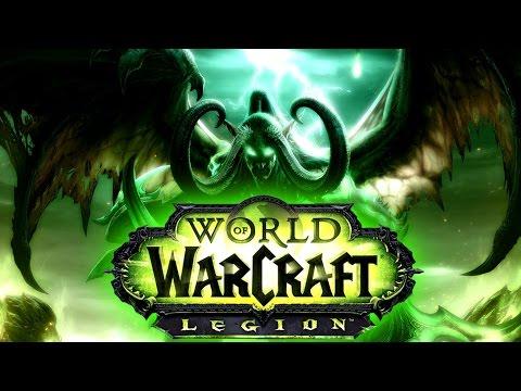 WoW Legion - Dämonenjäger Gameplay #1 [Let's Play HD German]