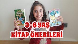 Zekanızı Geliştirecek 3-6 Yaş Arası Çocuklar İçin Kitaplar.