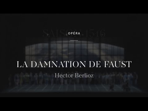 « La Damnation de Faust » - Trailer