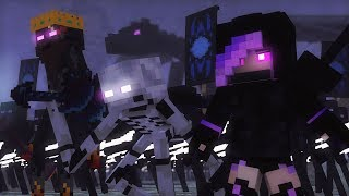 """Ender Wish"" - A Minecraft Original Music Video ♪"