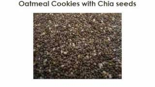 Oatmeal Cookies With Chia Seed