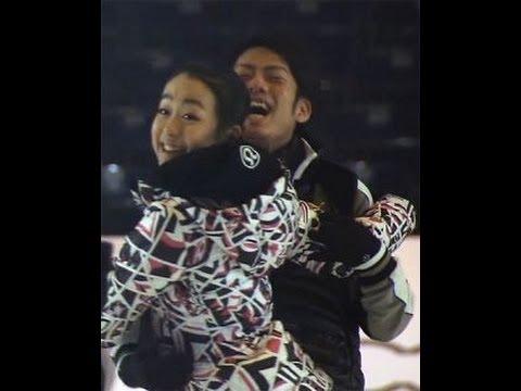 浅田真央の熱愛 2014!高橋大輔とのフライデー写真が流出?