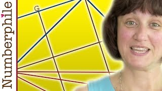 The Three Square Geometry Problem - Numberphile
