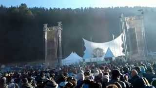 Time & Space Festival 2012 Pt 1 (Loud) Full HD 1080p