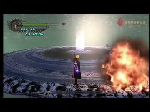 Devil May Cry 4 - Nero vs Double Dante
