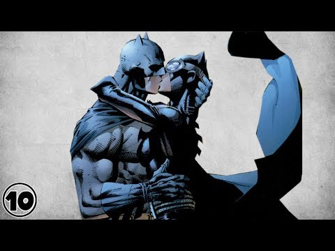Top 10 Superheroes Who Fell In Love With A Villain