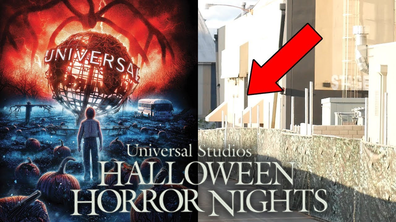 Every Maze Coming To Halloween Horror Nights 2019 at Universal Studios  Hollywood!