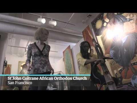 St John Coltrane Church faces eviction, a...