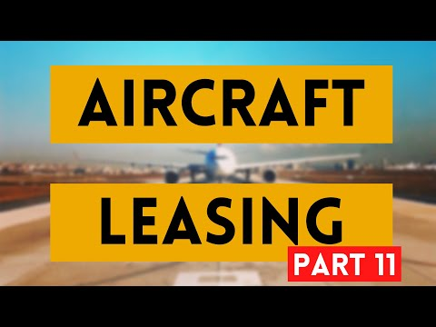 AIRCRAFT LEASING  11