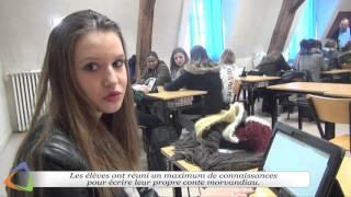 Lycée Jeanne d'Arc Lasalle - Une semaine littéraire