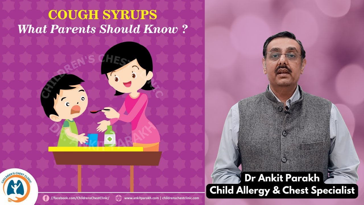 Dr  Ankit Parakh – India's best Pediatric Pulmonologist
