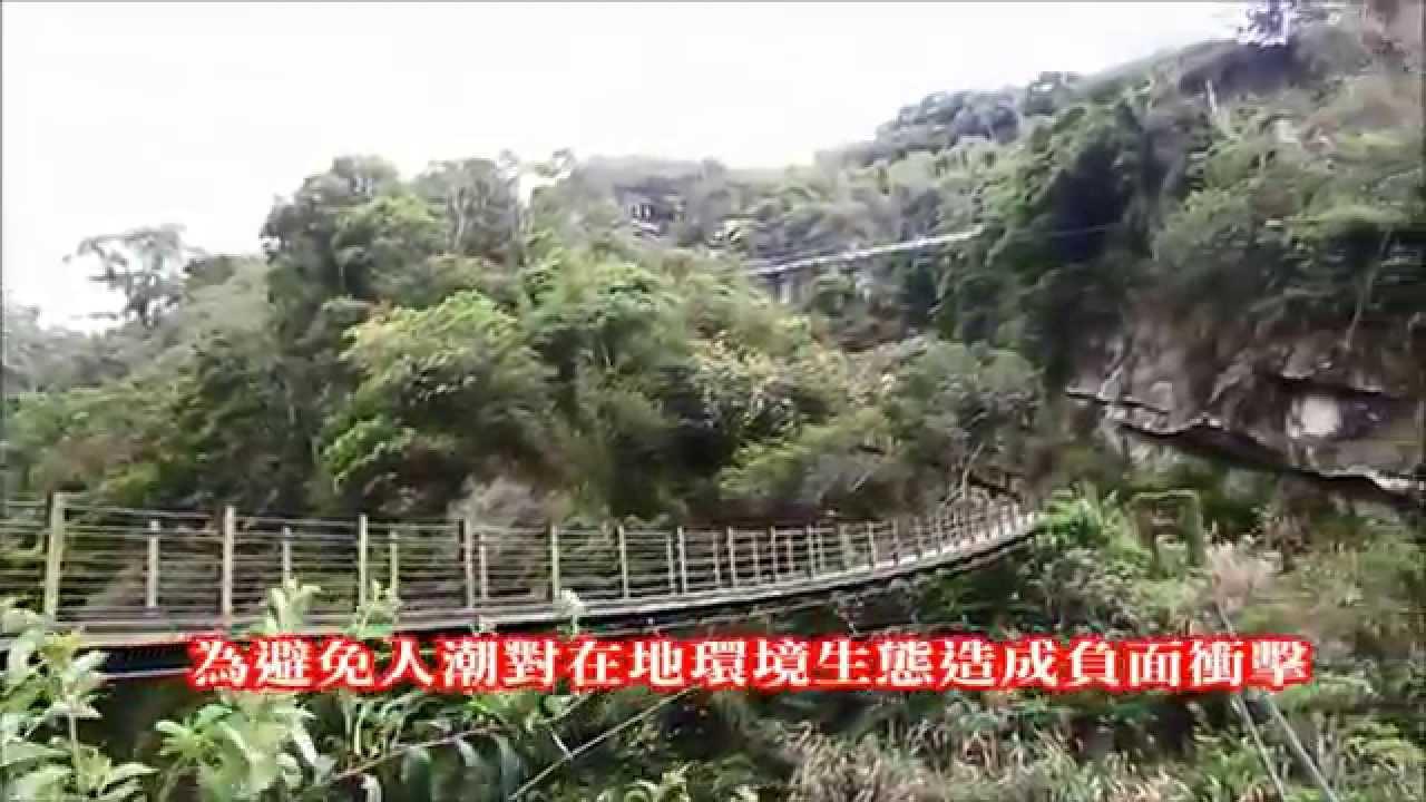 信義鄉最新熱門景點~坪瀨琉璃光之橋健行園區~晃一圈 - YouTube