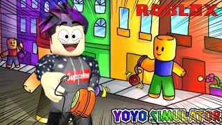 NOVO SIMULATOR NO ROBLOX! - Yo-Yo Simulator ? Tech Gamer