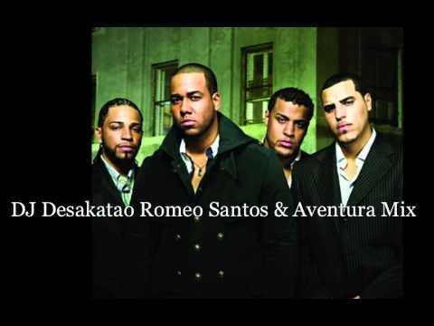 Romeo Santos & Aventura Mix 1 2013 DJ Desakatao