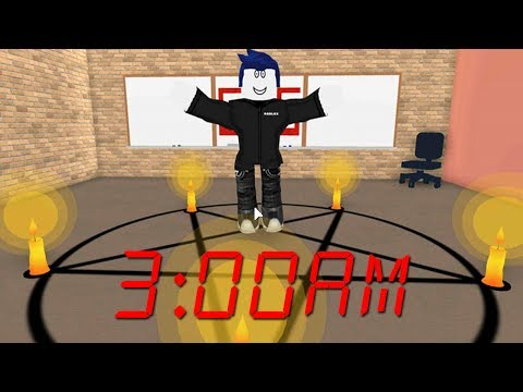 HOW TO SUMMON GUEST 666 IN ROBLOX!! (AT 3AM)