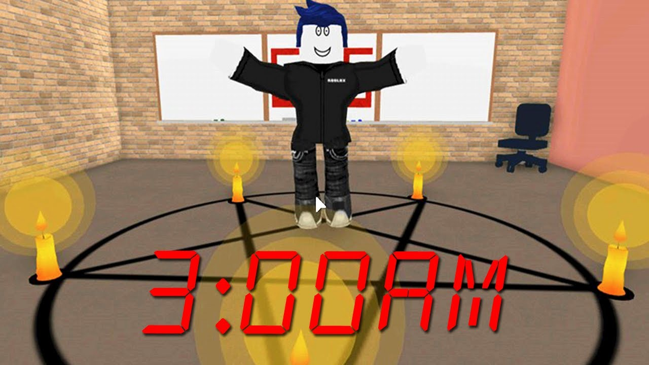 How To Summon Guest 666 In Roblox At 3am Youtube