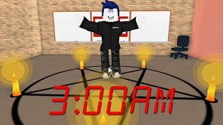 HOW TO SUMMON GUEST 666 IN ROBLOX AT 3AM