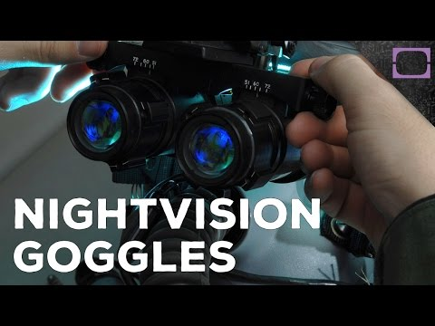 How Does Night Vision Technology Work?