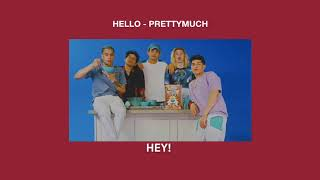 [THAISUB] PRETTYMUCH - Hello แปลเพลง