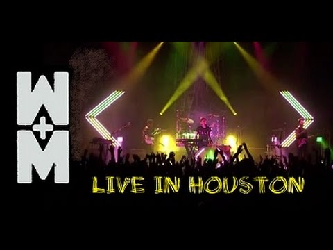 WALK THE MOON - Live in Houston 4/30/15 [Full Set]