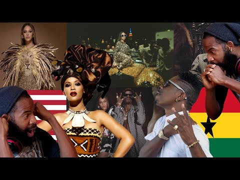 Beyoncé , Shatta Wale  Major Lazer – ALREADY (Jiggzy Entmt Reaction🇧🇧🇨🇦) 🔥🙌🌍