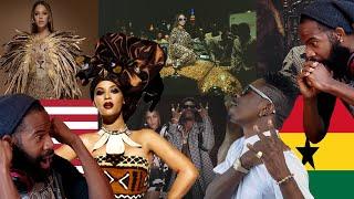 Beyoncé , Shatta Wale  Major Lazer – ALREADY (Jiggzy Entmt Reaction🇧🇧🇨🇦) 🔥🙌🌍