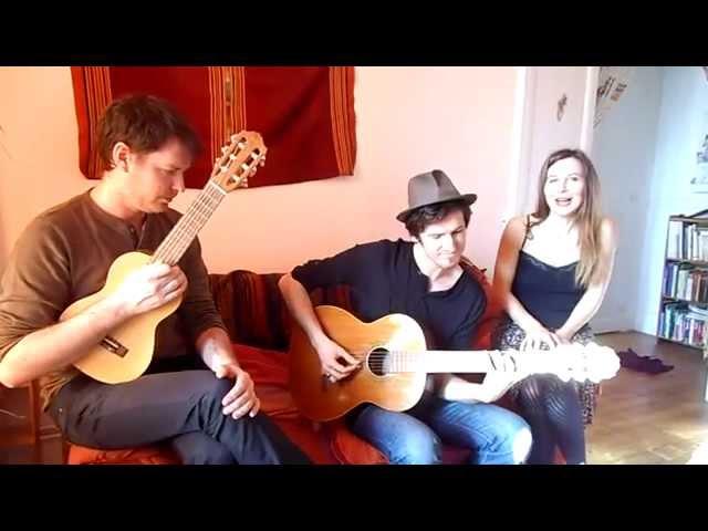 Nous, les vieux rêves : chanson de Flo Zink et Frédéric Bobin avec Martial Bort à la guitalélé !!