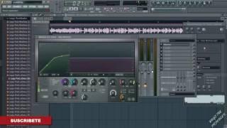 Como Hacer el Remake de Falsas Mentiras -Ozuna + FLP FACIL FL STUDIO 11