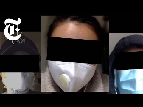 China Is Censoring Coronavirus Stories. These Citizens Are Fighting Back. | NYT News