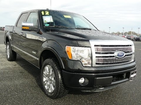 used car maryland 2012 ford f150 platinum crew cab 4wd v6. Black Bedroom Furniture Sets. Home Design Ideas