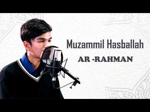 Download Lagu Surah Ar Rahman paling merdu muzammil hasballah