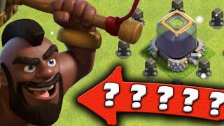"""CAN YOU DO THIS WITH """"Hog Riders"""" in Clash of Clans??"""